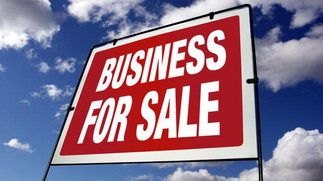 Why your mantra every day should be The Business is for Sale